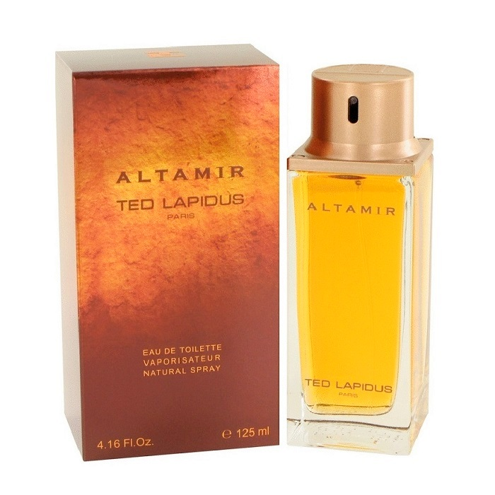 Altamir Cologne by Ted Lapidus 4.16oz Eau De Toilette spray for Men